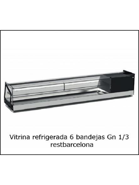 Vitrina  refrigerada VRC-6