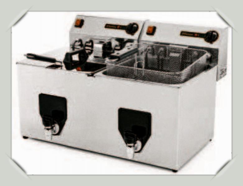 FF 15+15 litros con griffro eléctrica TR