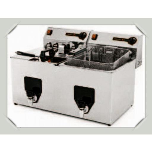 FF 15+15 litros con griffro eléctrica TR [0]