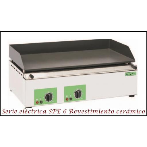 Serie: Plancha asar eléctrica RC