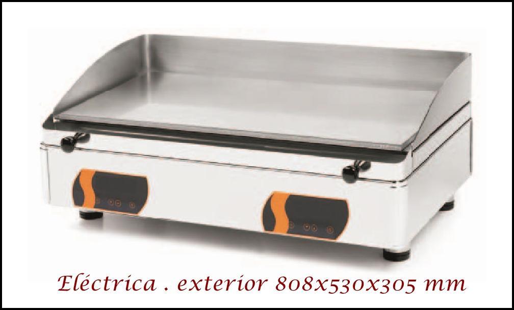 Plancha eléctrica EPG 15.8