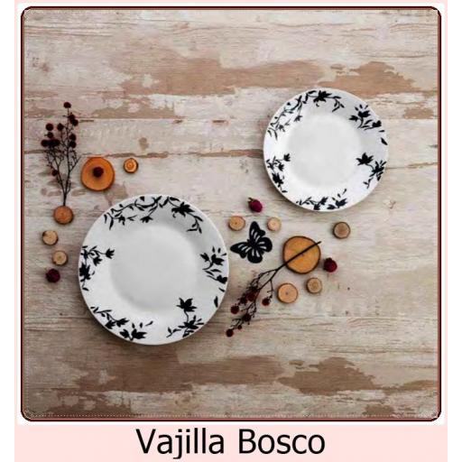 Vajilla Bosco. Caja 18 piezas [0]