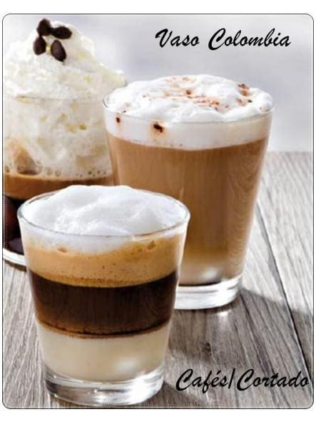 VASO CAFÉ COLOMBIA