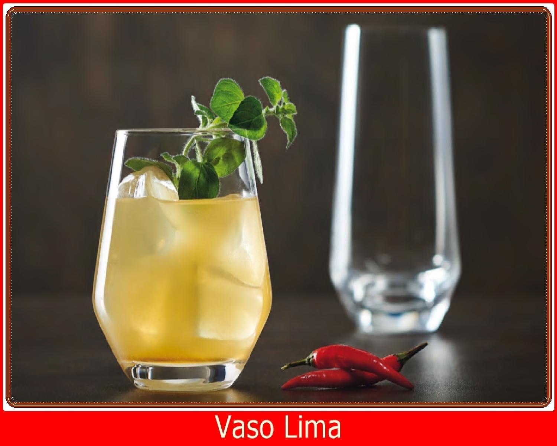 Vaso Lima alto