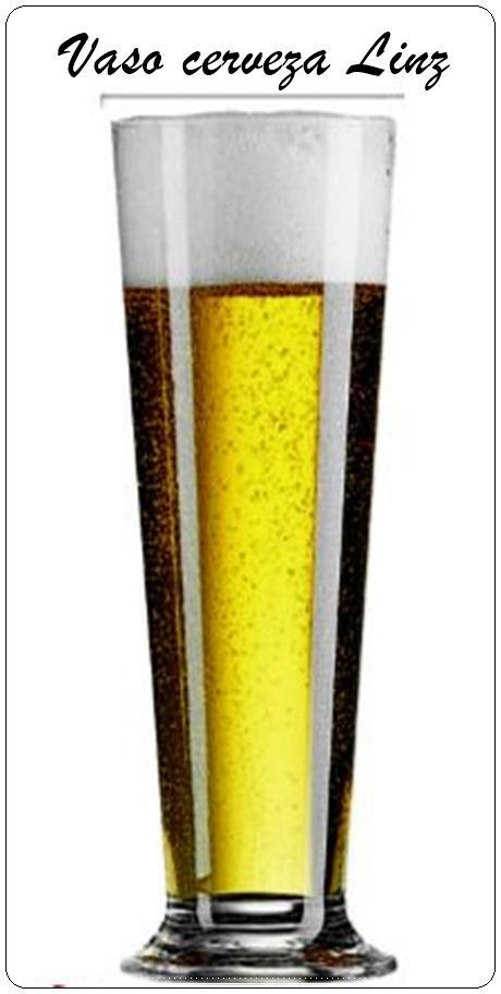 Vaso cerveza Linz