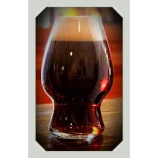 Vaso cerveza Tostada