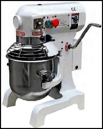 Amasadora batidora/mezcladora ABM-10