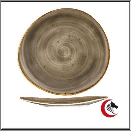 Vitro- Porcelana HURRICANE, IRREGULAR
