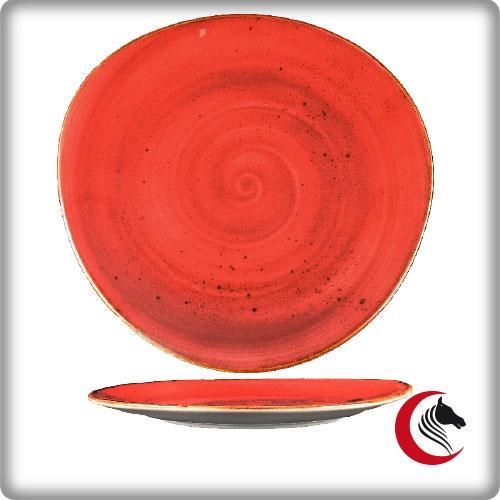 Vitro Porcelana RED IRREGULAR