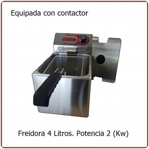 Freidora eléctrica EF-4L
