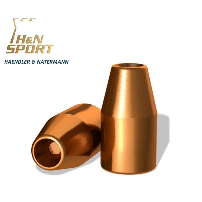 Puntas H&N HS HP 9mm (.357) - 147 grains - 100 unidades