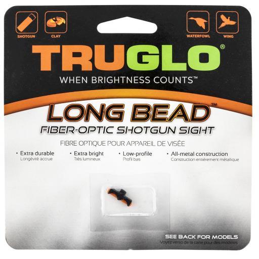 Punto de fibra óptica TRUGLO®  LONG BEAD - ROJO - 2,6 mm [1]