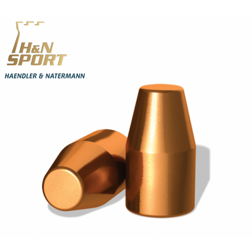Puntas H&N HS TC 9mm (.356) - 145 grains - 100 unidades