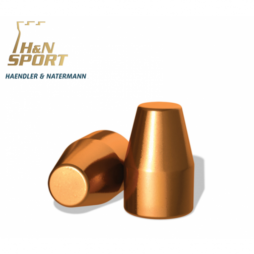 Puntas H&N HS TC 9mm (.356) - 125 grains - 100 unidades