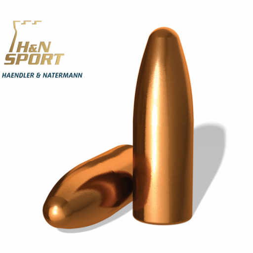 Puntas H&N HS RN calibre .323 (8mm) - 190 grains - 100 unidades