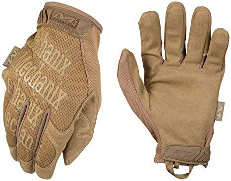 "GUANTE MECHANIX WEAR ""The Original"" - COYOTE BROWN"