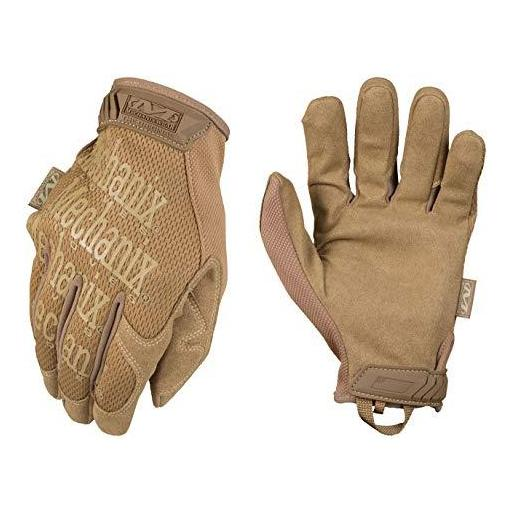 "GUANTE MECHANIX WEAR ""The Original"" - COYOTE BROWN [0]"