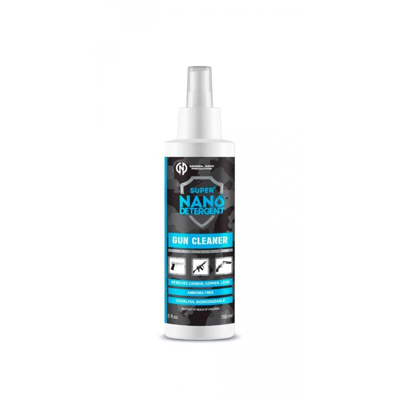 "SUPER NANO ""GUN CLEANER"" -  150ml con Atomizador"
