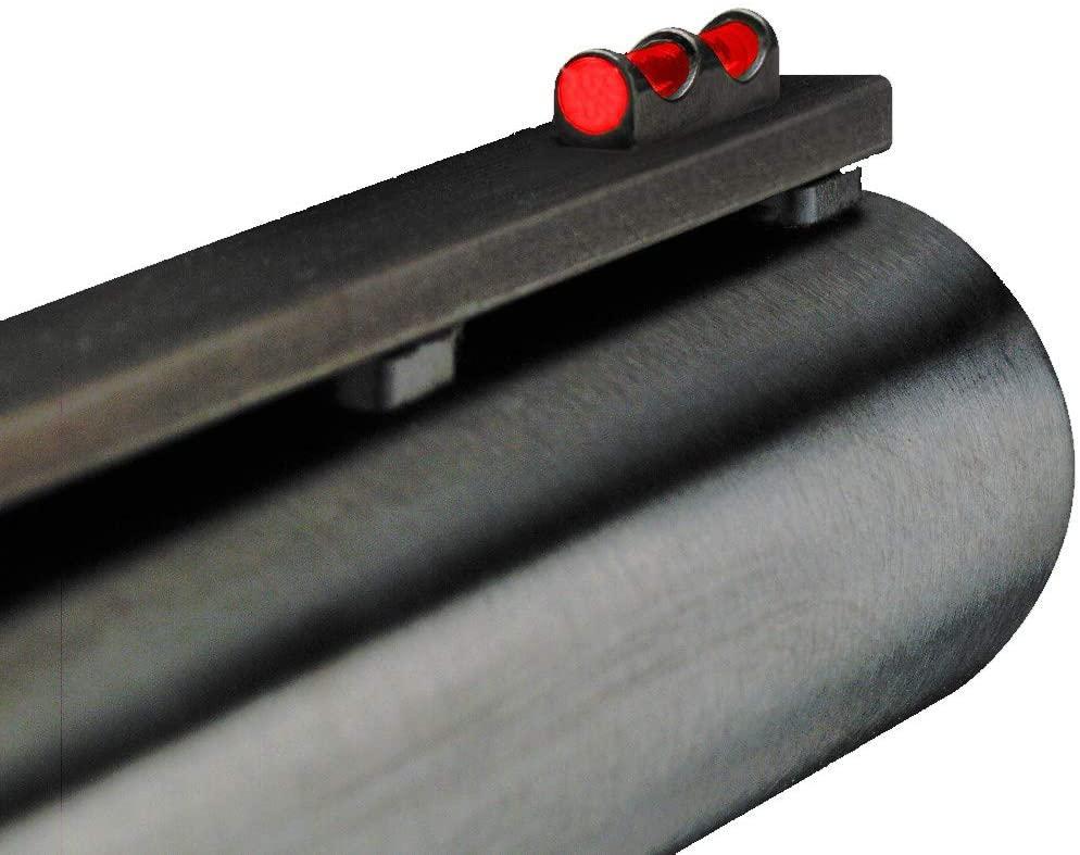 Punto de fibra óptica TRUGLO®  LONG BEAD - ROJO - 2,6 mm