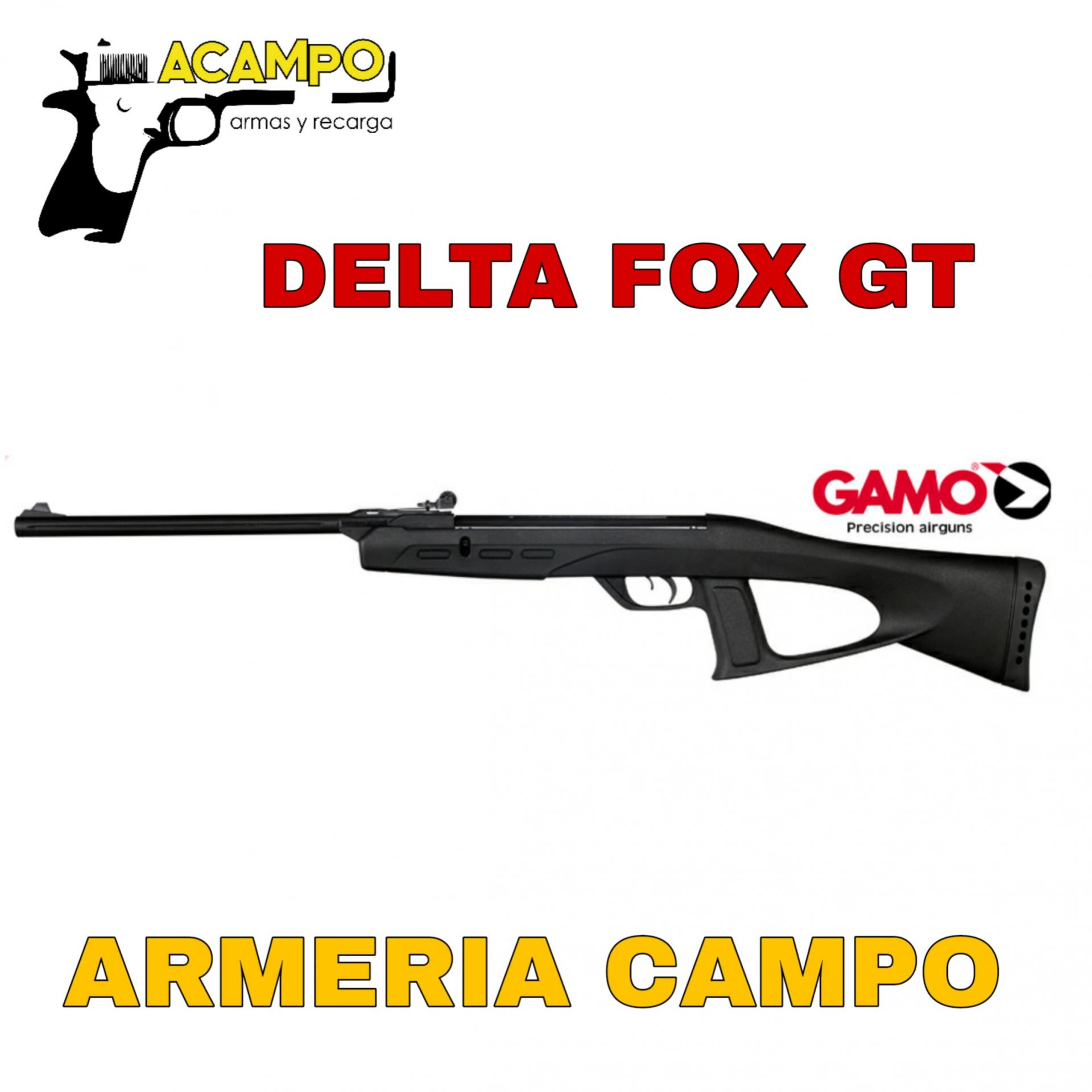 GAMO DELTA FOX GT