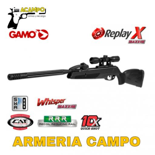 GAMO REPLAY X