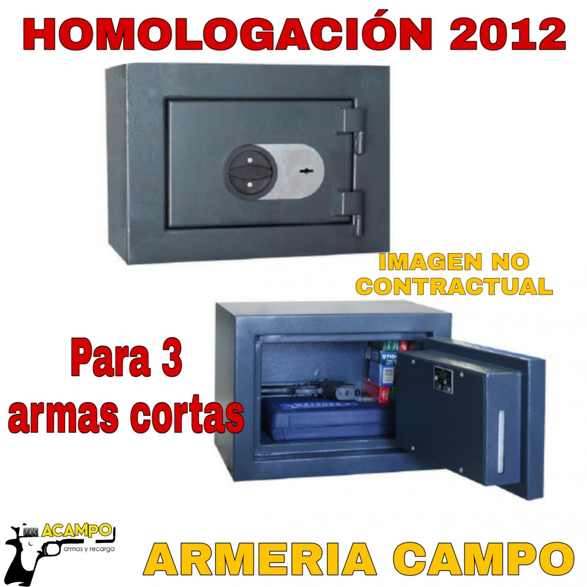 ARMERO SPS - Grado 3
