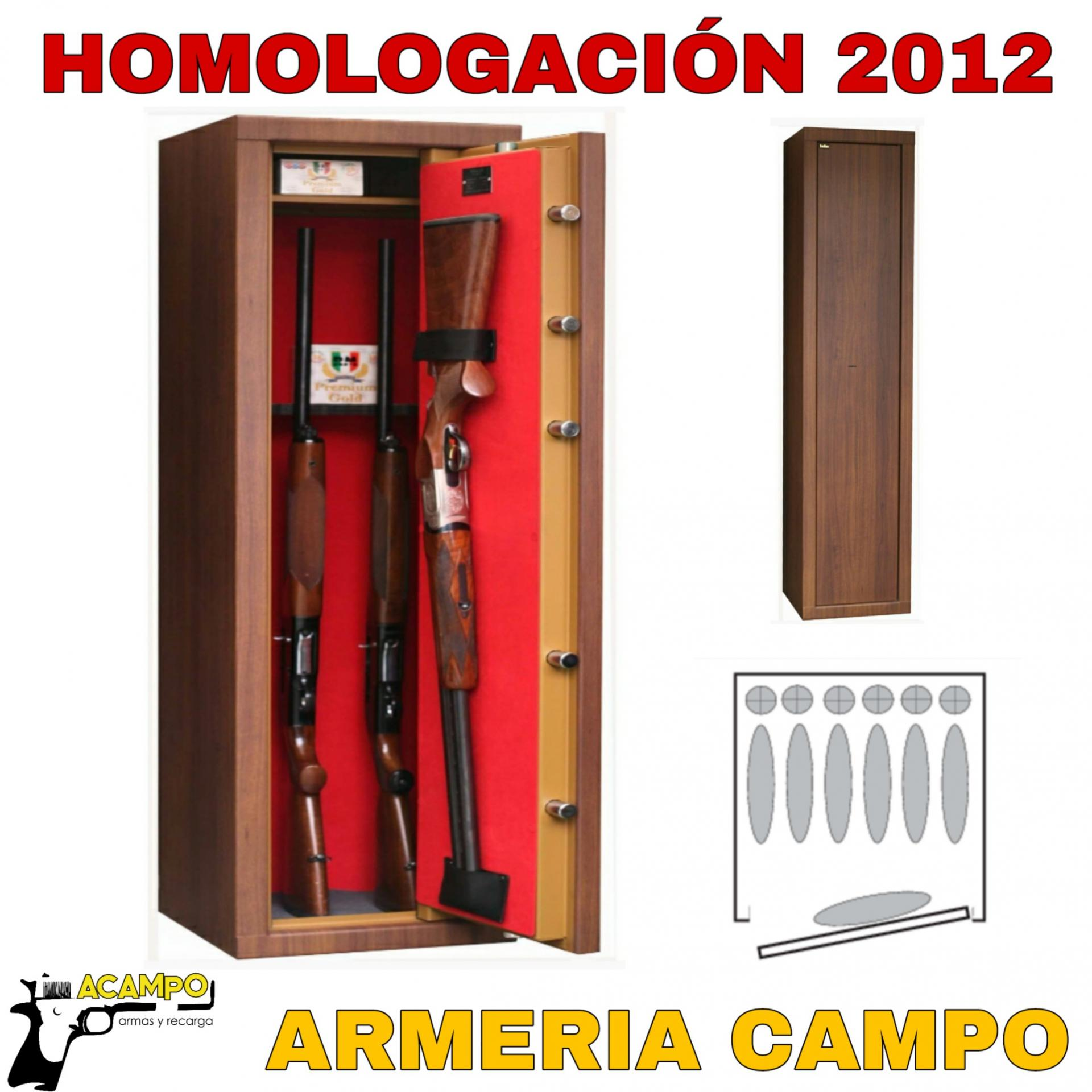 ARMERO INFAC LMKP7 MADERA - Grado I