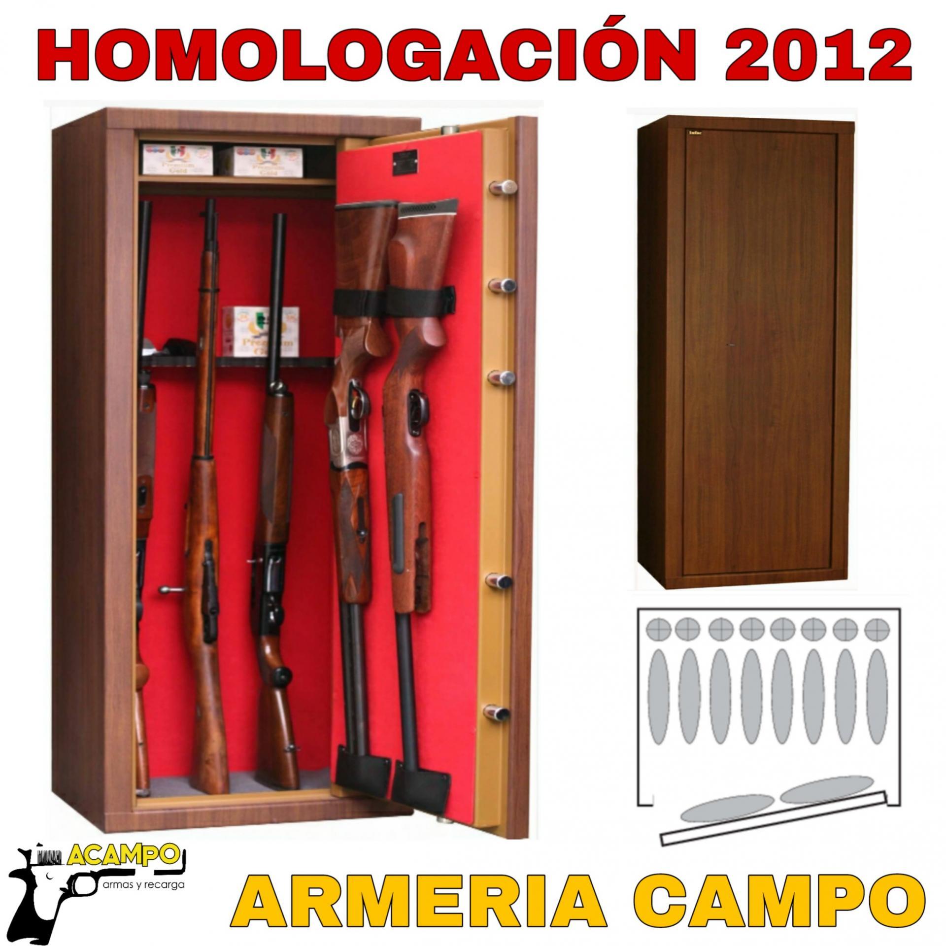 ARMERO INFAC LMKP10 MADERA - Grado I