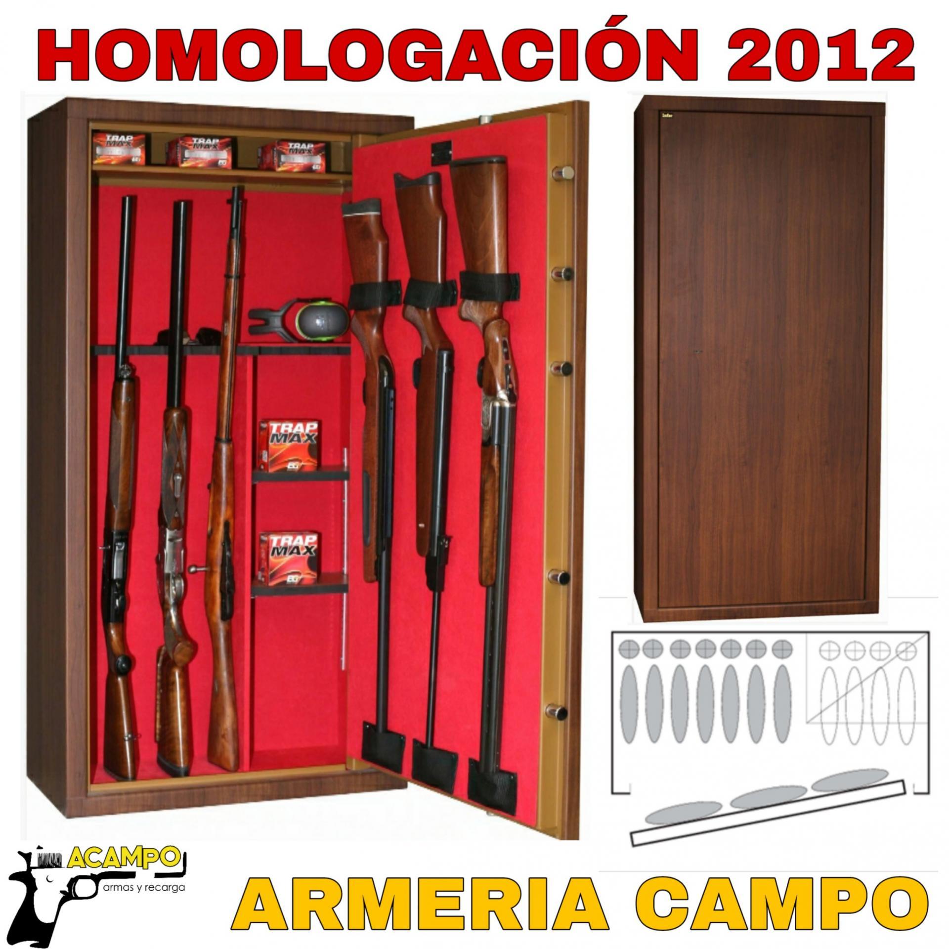 ARMERO INFAC LMKP14 MADERA - Grado I