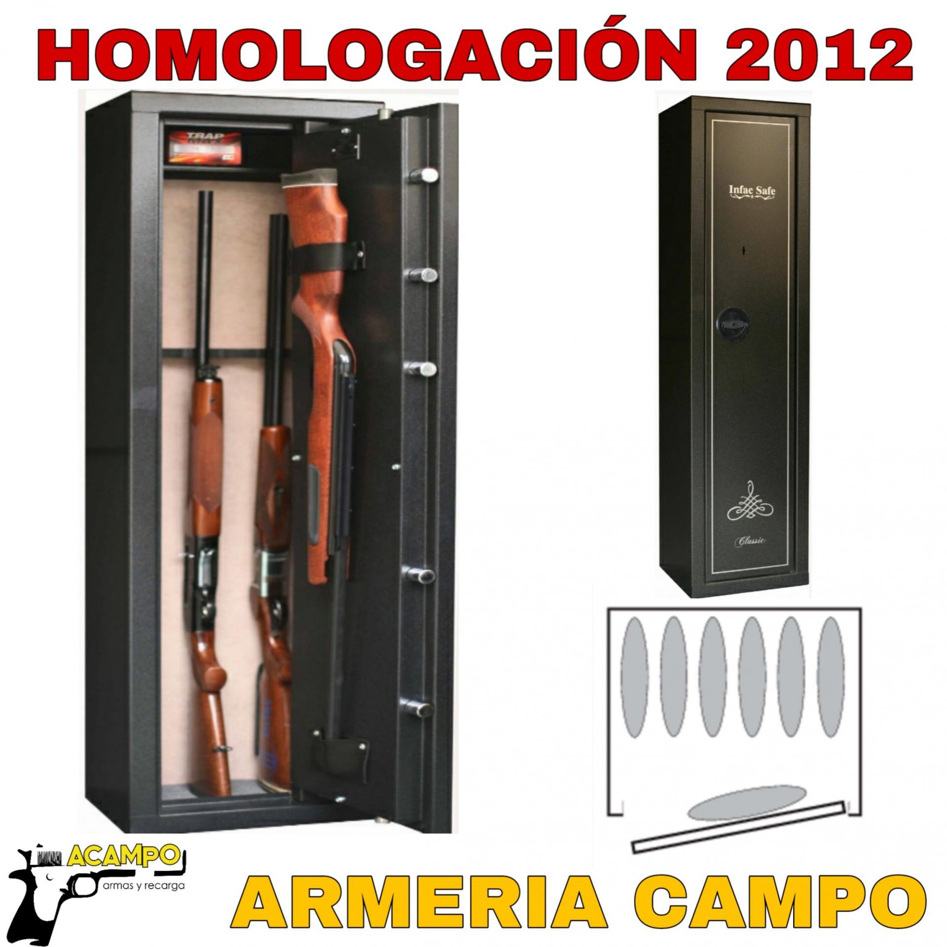 ARMERO INFAC MK7 - Grado I