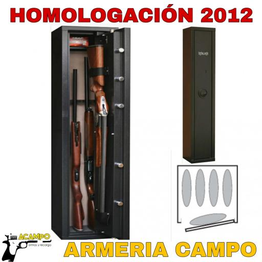 ARMERO INFAC MK5 - Grado I