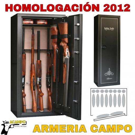 ARMERO INFAC MKP10 - Grado I