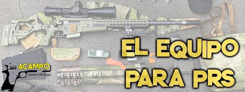 EL EQUIPO PARA PRS