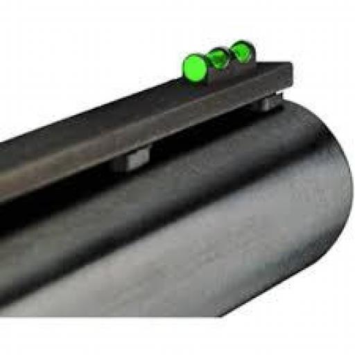 Punto de fibra óptica TRUGLO®  LONG BEAD - VERDE - 3 mm