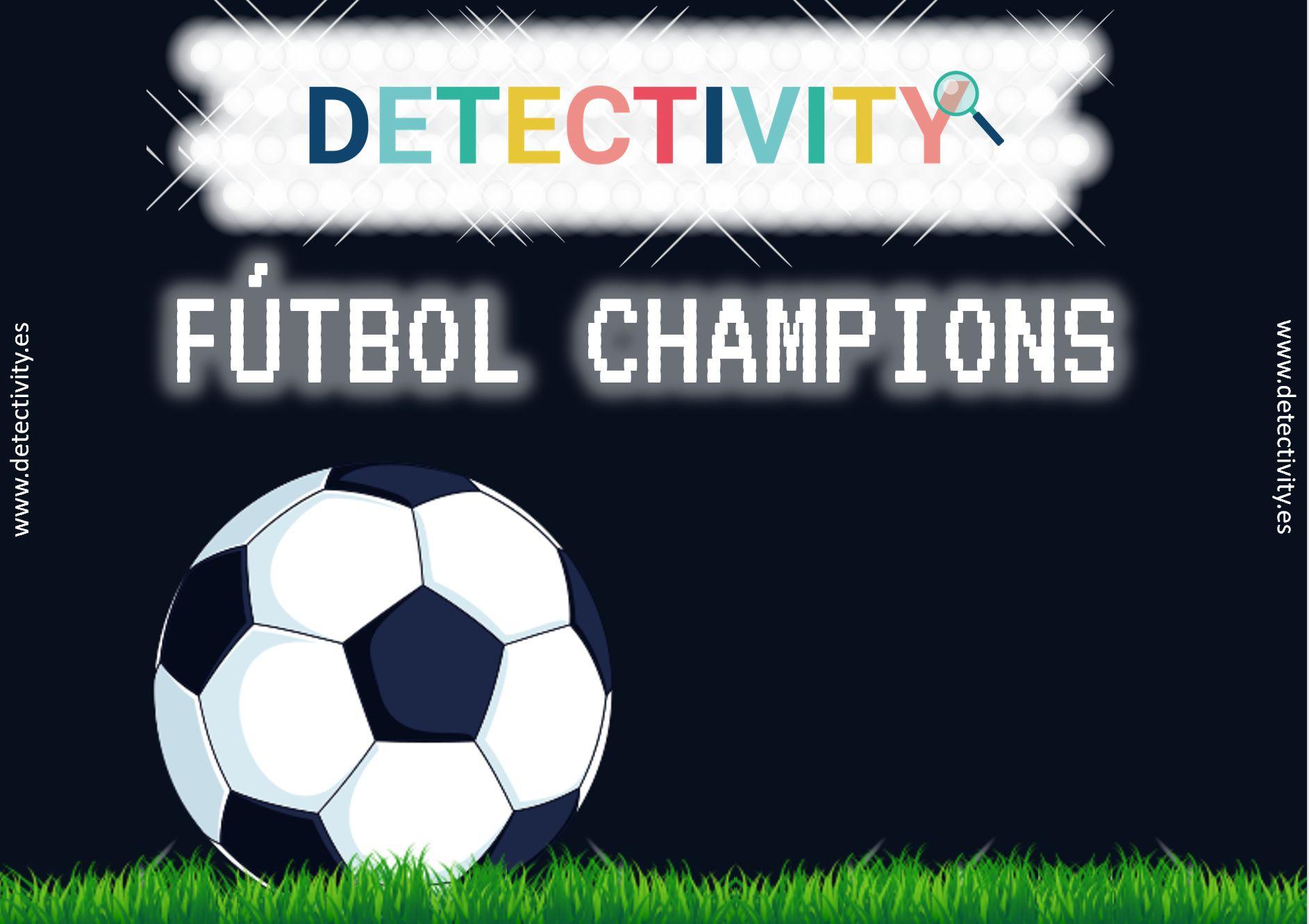 Detectivity Fútbol Champions (ESP)