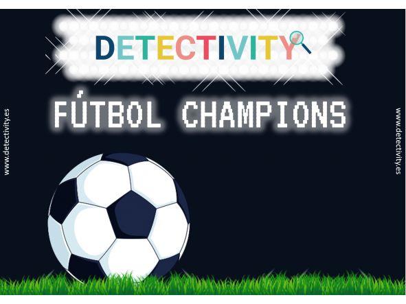Detectivity Fútbol Champions (ESP) [0]