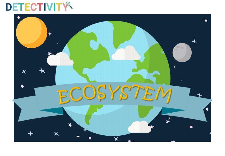 Juego de pistas Detectivity Ecosystem