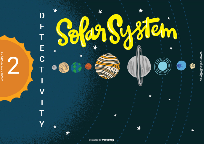 Juego de pistas Detectivity System Solar 2(CAT)
