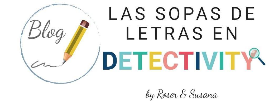 Las sopas de letras de Detectivity