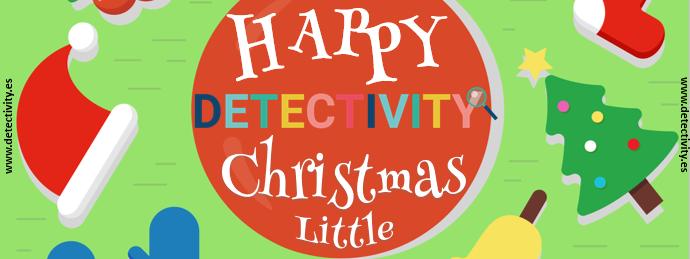 Little Detectivity Happy Christmas 2020