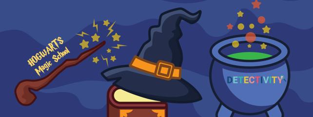 Detectivity Hogwarts Magic School