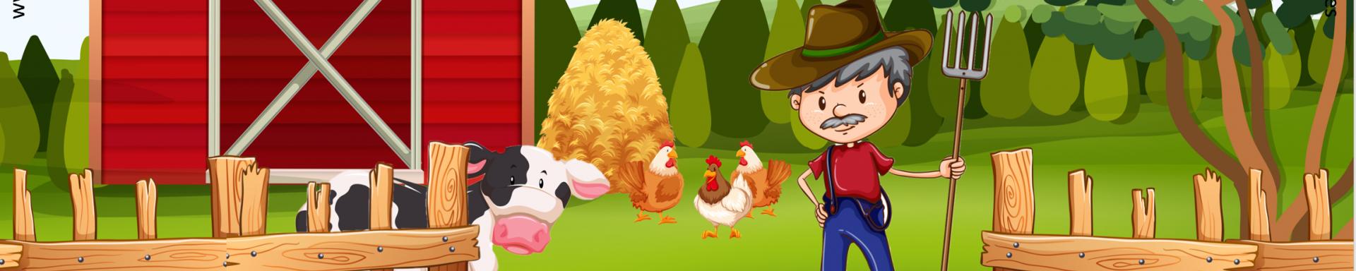 Juego de Pistas Detectivity Farm Animals