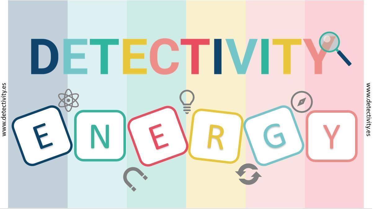Juegos de Pistas Detectivity Energy