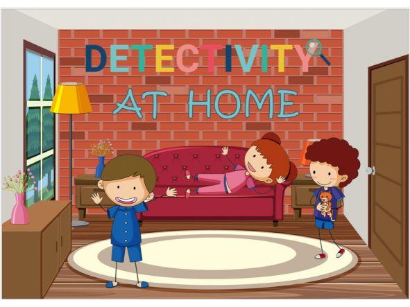 Juego de Pistas Detectivity Home (CAT)