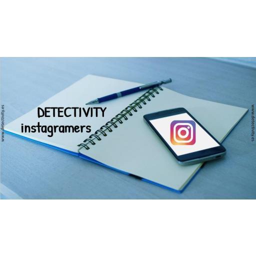 Juego de pistas Detectivity Instagramers (ESP) [0]