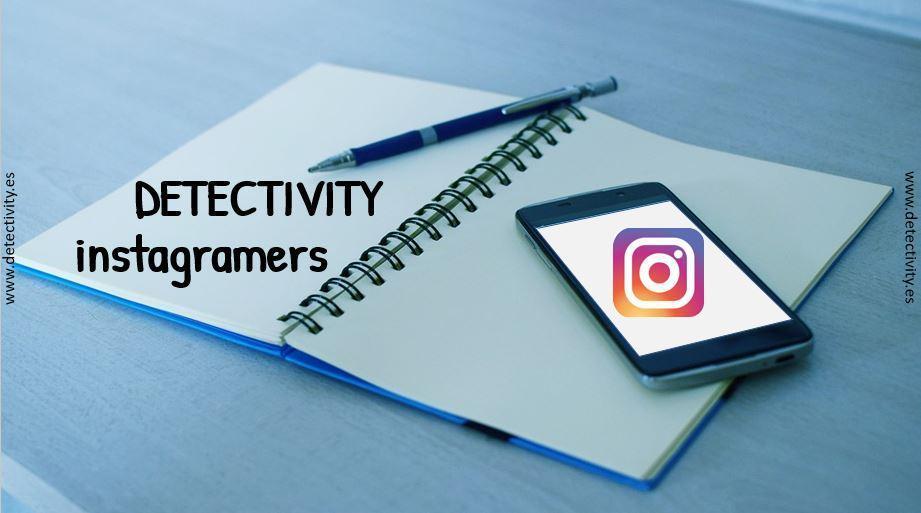 Juego de pistas Detectivity Instagramers (CAT)
