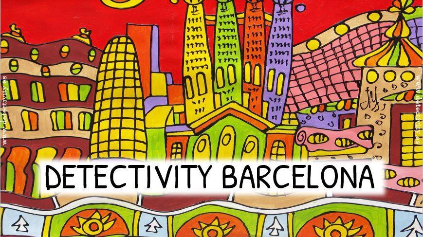 Juego de pistas Detectivity Barcelona (ESP)