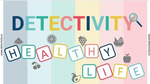 Juego de pistas Detectivity Healthy Life