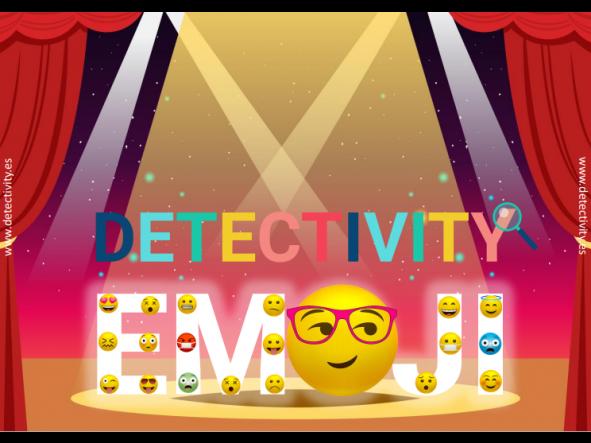 Joc de pistes Detectivity Emoji (CAT)