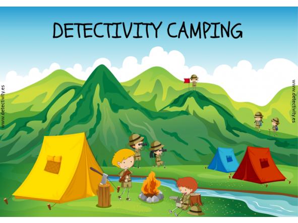 Detectivity Camping (ESP)